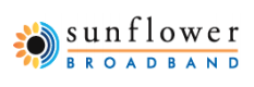 Sunflower Broadband logo